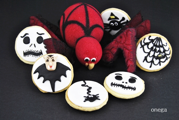 Galletas- de -Halloween