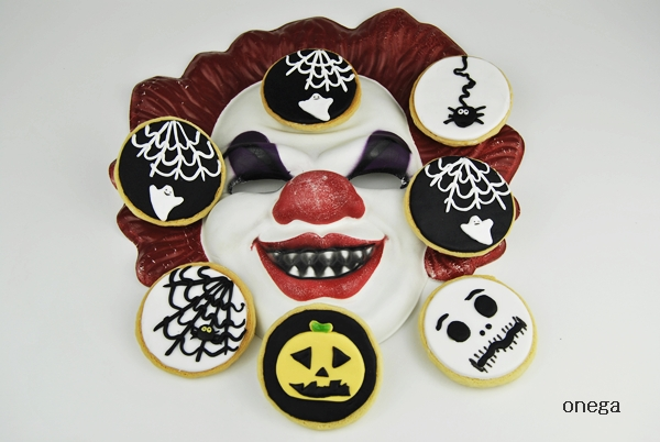 Galletas-de-Halloween