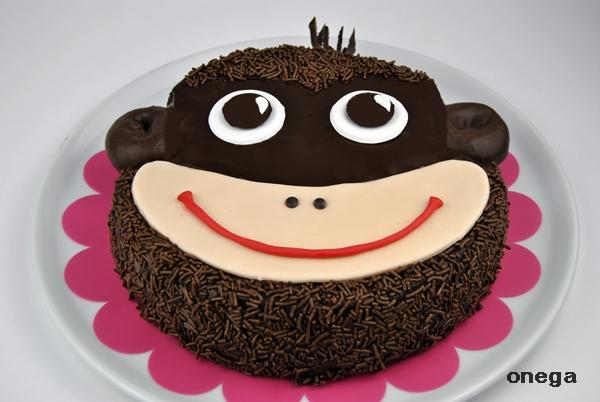 tarta carita de mono2
