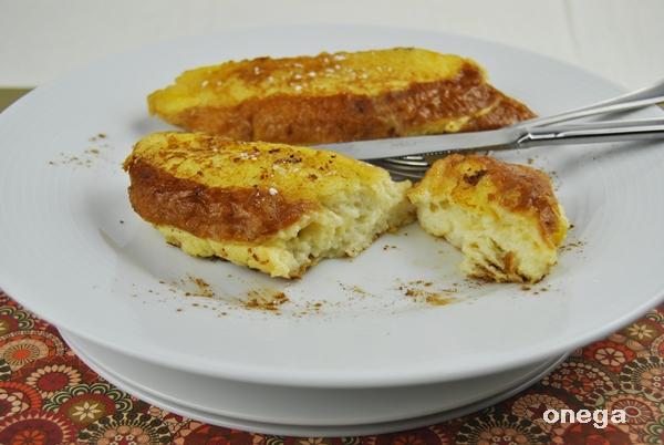 tostadas o torrijas rellenas de crema pastelera.2JPG