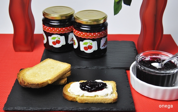 mermelada-de-cerezas