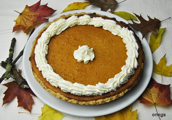 pumpkin- pie