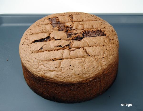Bizcocho De Chocolate Para Tartas Magia En Mi Cocina Recetas - Bizcochos-cumpleaos-infantiles