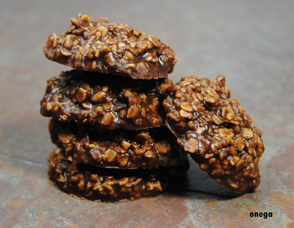 cookies de avena, cacahuete y chocolate sin horno 3