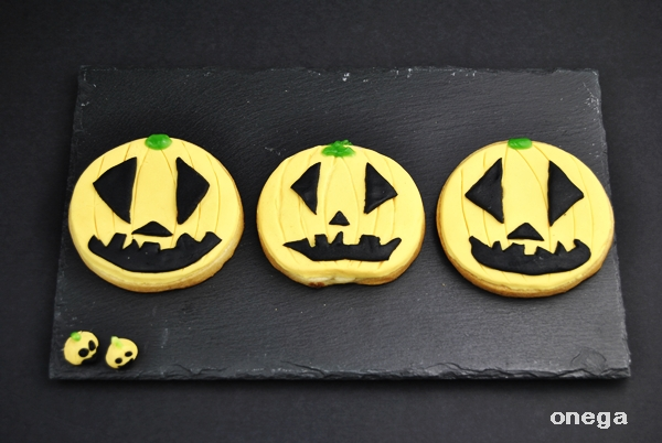 galletas-calabaza-de-halloween
