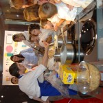 Clases de Cocina para niños en Casadecor
