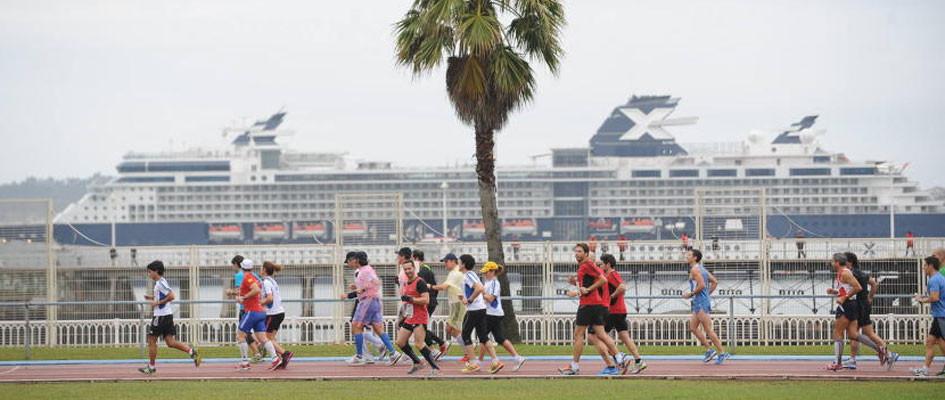 """Momento de la carrera """"Desde Santurce a Bilba"""" años anteriores. Foto: Vamos a Correr"""