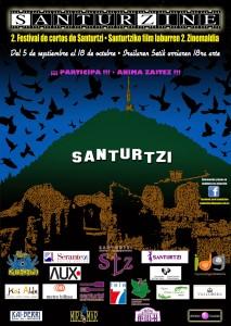 Cartel SanturZine 2014.
