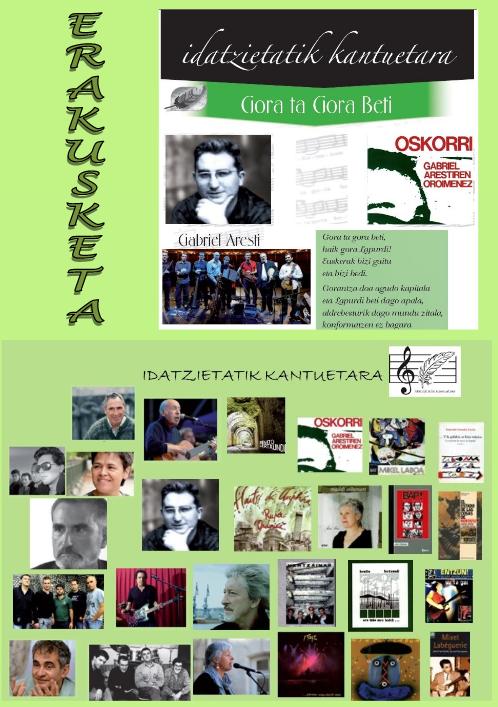 Feria de Libro 2014 de Santurtzi. Ayuntamiento de Santurtzi