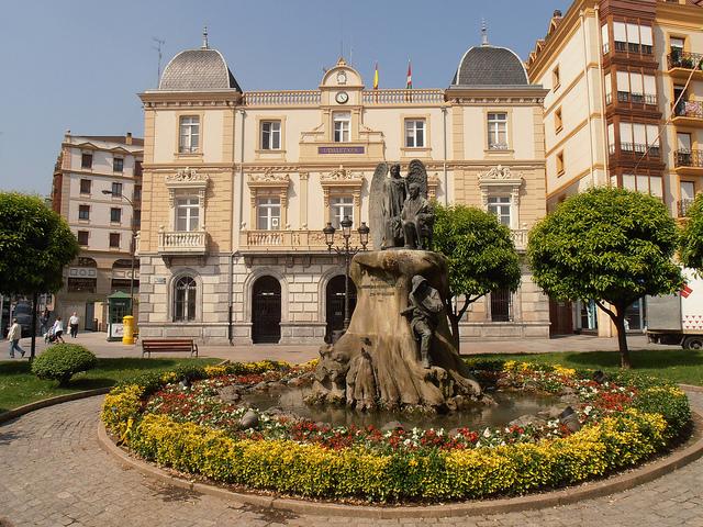Monumento a Cristóbal Murrieta. Foto: Jose Luis Atutxa