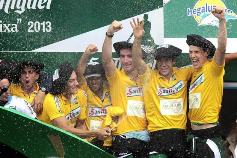 Kaiku gana la Liga San Miguel 2013. Foto: EFE