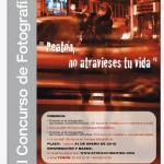 Concurso de fotografía 'Stop Accidentes'