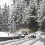 Conducir con frío siberiano