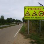 Camino de Santiago reivindicativo