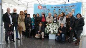 Grupo Renacer y miembros de Stop Accidentes