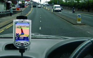 In-car-GPS-image
