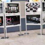 Continúa la exposición itinerante en Vizcaya