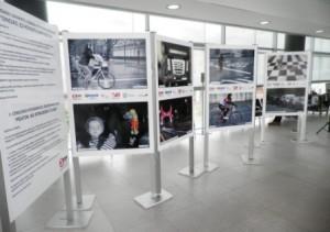 Fotografías de la exposición