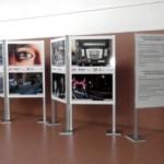 La exposición fotográfica en el centro cívico Iparralde de Vitoria