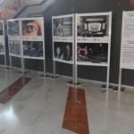 La exposición fotográfica en el Centro Comercial Urbil