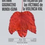 DÍA MUNDIAL EN RECUERDO DE LAS VÍCTIMAS DE LA VIOLENCIA VIAL