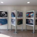 "III. Exposición Itinerante ""Peatón, no atravieses tu vida"" (Centro San Francisco de Bilbao)"