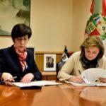 Stop Accidentes firma un convenio con el Departamento de Seguridad del Gobierno Vasco