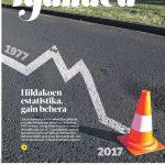 Reportaje sobre Seguridad Vial publicado en Berria