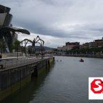 Crónica de la Travesía a Nado de Carlos Peña en la Ría de Bilbao
