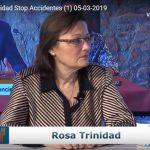 Entrevista realizada a Rosa María Trinidad en el programa ONDOAN DOT