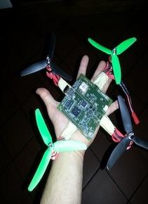 erle dron