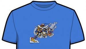 aditium camiseta