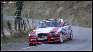 Aingeru - Angel Castro , ganadores del Rallysprint