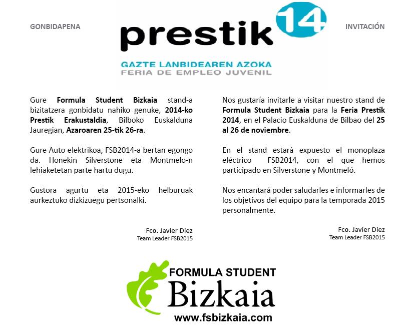 INVITACION FERIA PRESTIK15