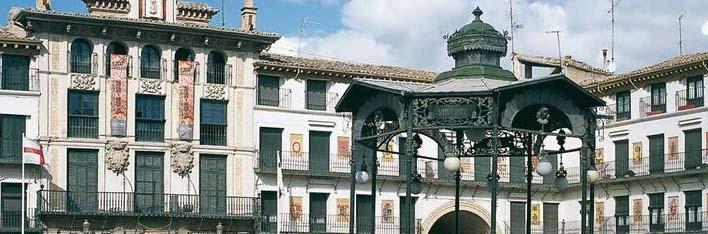 Plaza de los Fueros. Foto: Maria Belen Gomez