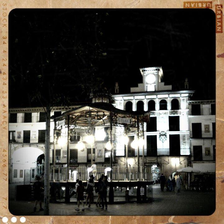 Plaza de los Fueros. Foto: José Luis Palacios