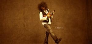 El violinista Ara Malikian en una foto de su web.