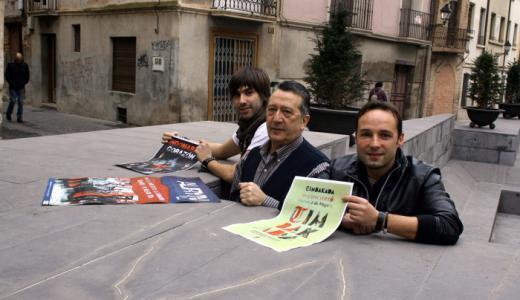 Presentación de los conciertos. Foto: Ayuntamiento de Tudela
