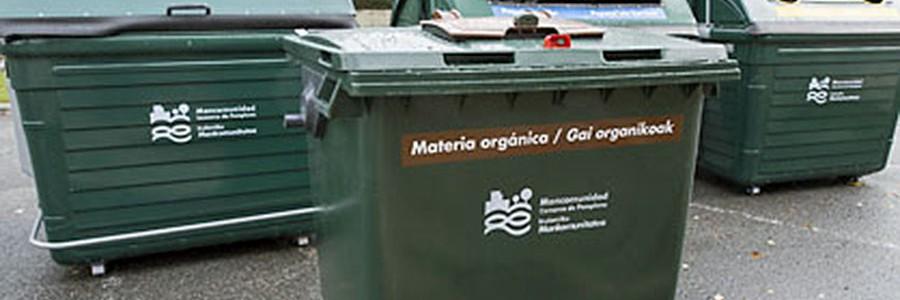 Quinto contenedor en Pamplona. Foto: residuosprofesional.com