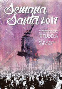 Cartel Semana Santa 2017 en Tudela