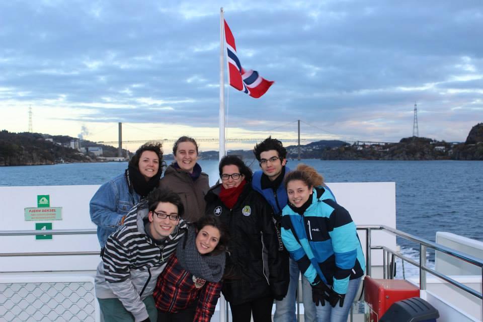 Crucero en Bergen