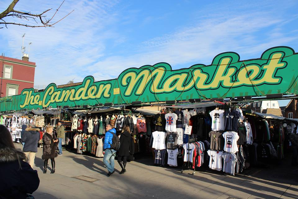 Mercado callejero de Candem Town