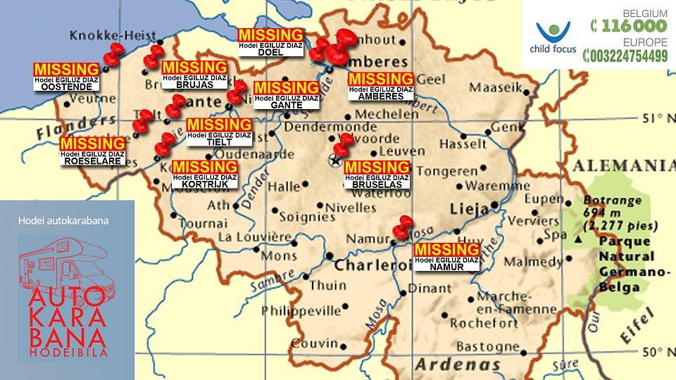 Hodei Missing Oostenden - Bélgica 00