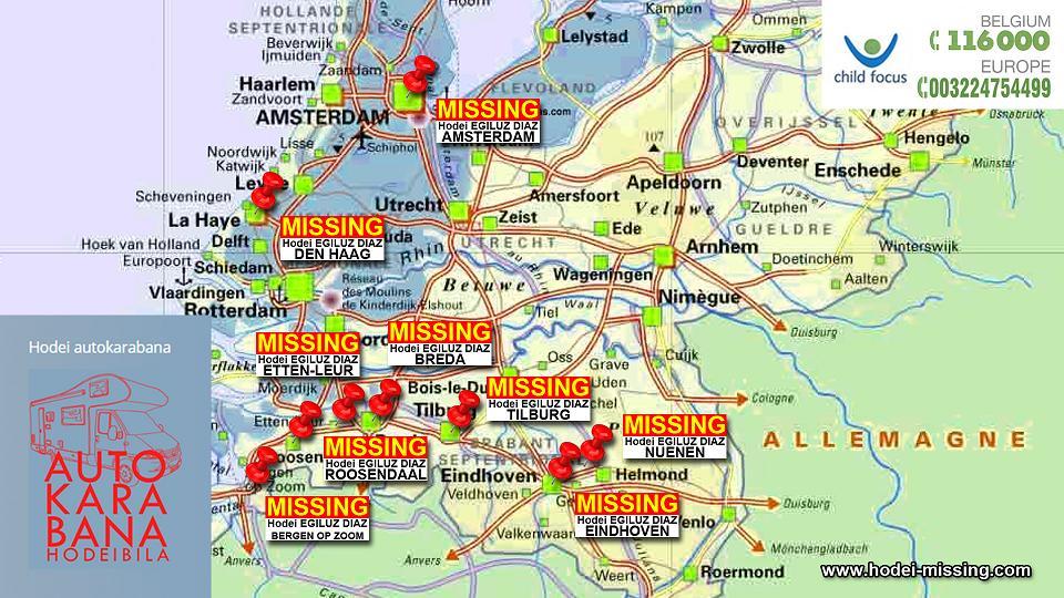 Hodei Missing Roosendall Bergen op Zoom 17