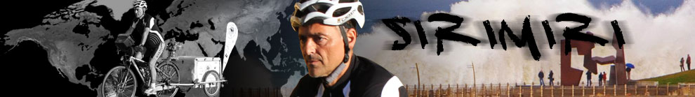 Sirimiri SynkroMedia e-BikeReporter