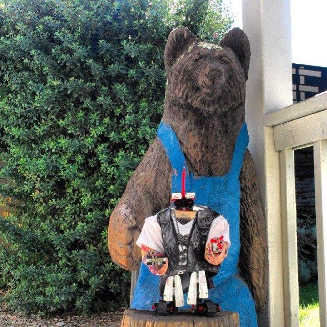 Sirimiri con los osos amorosos