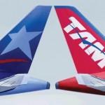 LAN y TAM anuncian intención de combinarse