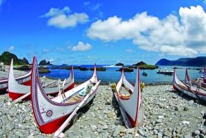 Canoas en Isla Orquídea