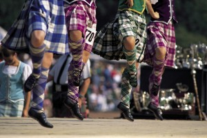 Highland Dancing -  baja