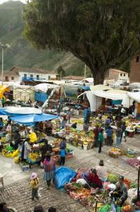 Mercado de Pisac (c) Janine Costa (BR)